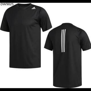 adidas - アディダス 3ストライプス Tシャツ FVY93 メンズ dw9825