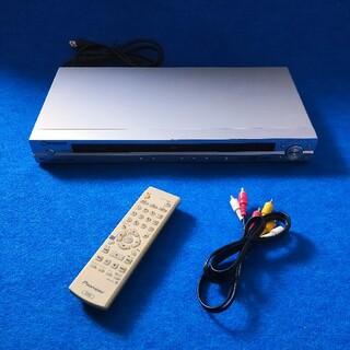 パイオニア(Pioneer)のPioneer パイオニア DV-393  リモコン付き 動作確認済み(DVDプレーヤー)
