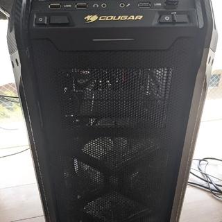 自作ゲーミングPC Core i7 8700/GTX1070ti/メモリ48g