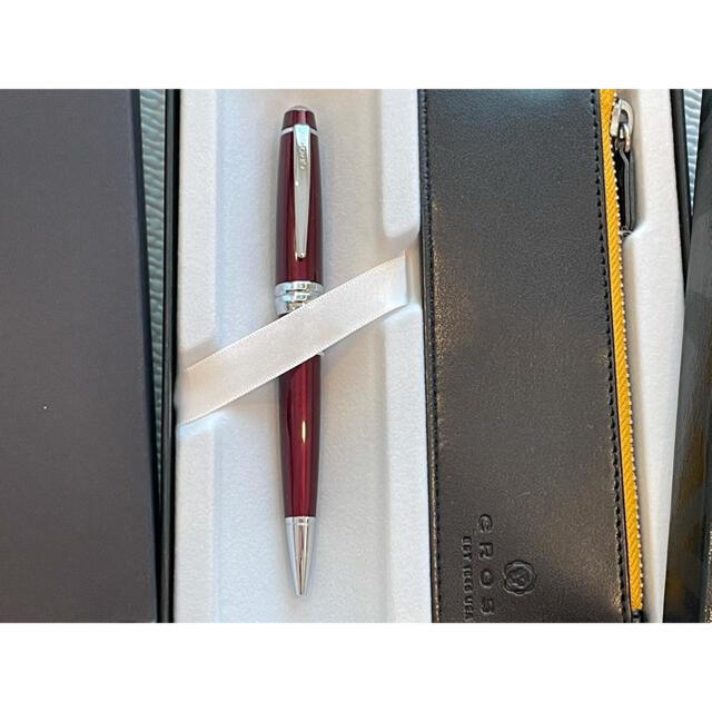 CROSS(クロス)の【新品】クロス♡ボールペン インテリア/住まい/日用品の文房具(ペン/マーカー)の商品写真