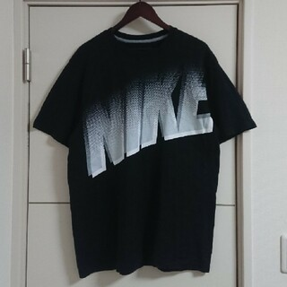 NIKE - NIKE ナイキ Tシャツ 古着 デカロゴ ビッグシルエット