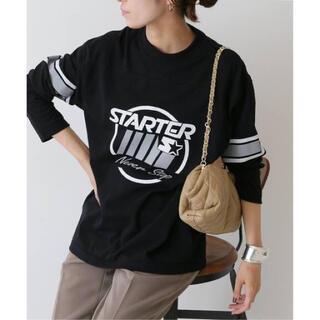 FRAMeWORK - 【STARTER×COUTURE D′ADAM】ロングスリーブTシャツ 新品