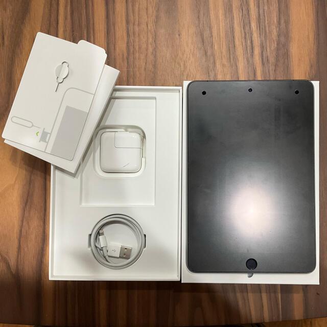 Apple(アップル)のiPad mini 第5世代 Wi-Fi+Cellular 256GB スマホ/家電/カメラのPC/タブレット(タブレット)の商品写真