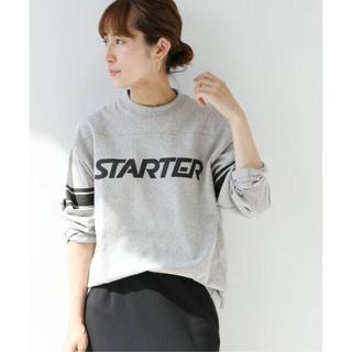 フレームワーク(FRAMeWORK)の【STARTER×COUTURE D′ADAM】ロングスリーブTシャツ 新品(Tシャツ/カットソー(七分/長袖))