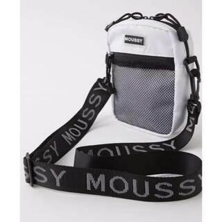 moussy - moussyミニショルダーバッグ