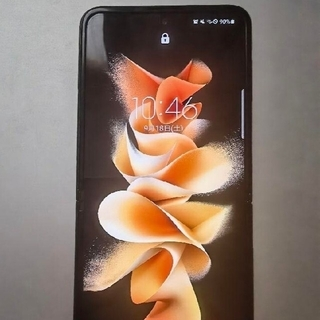 Galaxy - Galaxy Z Flip3 5G グリーン 8/256