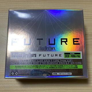サンダイメジェイソウルブラザーズ(三代目 J Soul Brothers)の三代目 J Soul Brothers 「FUTURE」 CD Blu-ray(ポップス/ロック(邦楽))