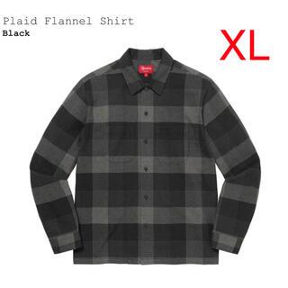 Supreme - Supreme Plaid Flannel Shirt