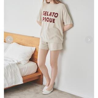 gelato pique - ジェラピケ 2点セット