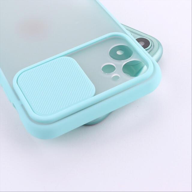 iPhone12Proケース レンズカバー カメラ保護 シリコン イエロー スマホ/家電/カメラのスマホアクセサリー(iPhoneケース)の商品写真