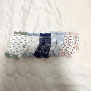 ベビーソックス ベビー靴下 10〜12cm(靴下/タイツ)