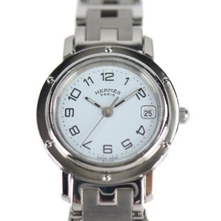 エルメス(Hermes)のHERMES エルメス 腕時計 CL4.210【本物保証】(腕時計)