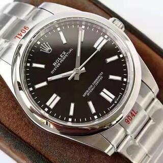 メンズ 腕時計 ⓇⓄⓁⒺⓍオイスターパーペチュアル36 126000