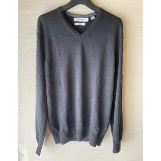 Calvin Klein - Calvin Klein(カルバン クライン)セーター グレー メンズ サイズs