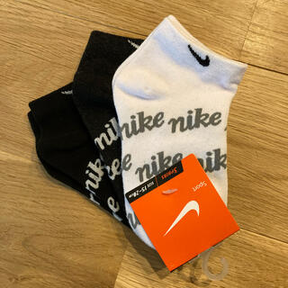 NIKE - NIKE キッズソックス 3足セット