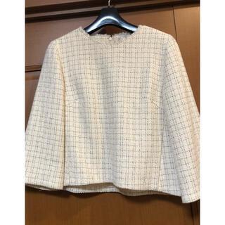 TOMORROWLAND - 【TOMORROWLAND】ツイードトップスカート