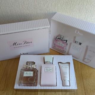 Dior - ミス ディオール ライフスタイルコフレ 香水 ボディミルク ハンドクリーム