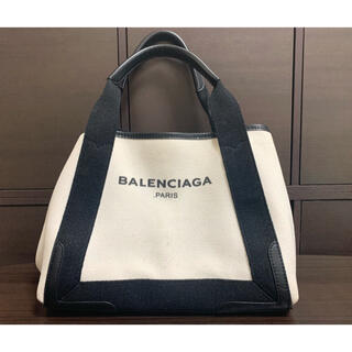 バレンシアガバッグ(BALENCIAGA BAG)の【売り切り】BALENCIAGA バレンシアガ M トートバッグ キャンバス(トートバッグ)