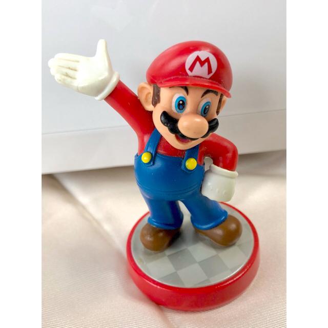 Nintendo Switch(ニンテンドースイッチ)のアミーボ  ルカリオ  ロボット マリオ       セット amiibo エンタメ/ホビーのゲームソフト/ゲーム機本体(その他)の商品写真