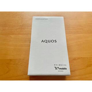 AQUOS - SHARP AQUOS sense4 basic A003SH Black