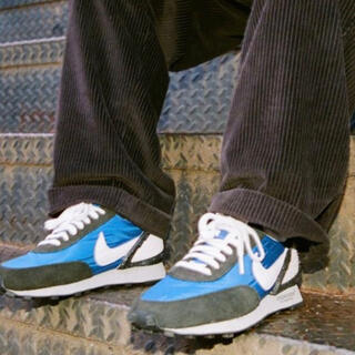 UNDERCOVER - NIKE UNDERCOVER デイブレイク BLUE コラボ スニーカー