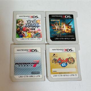 任天堂 - 3DS カセット4個