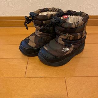 ザノースフェイス(THE NORTH FACE)のノースフェイス ヌプシ 15センチ(ブーツ)