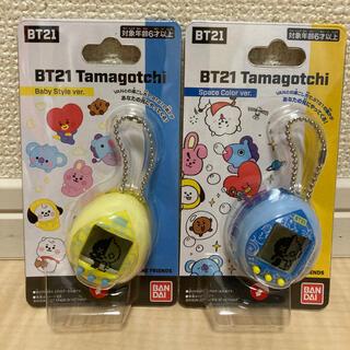BANDAI - BT21 Tamagotchi Baby Style & Space Color