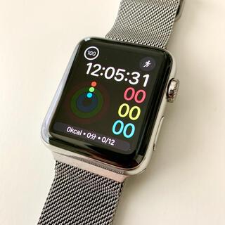 Apple Watch - Apple Watch series2   42mm ステンレス