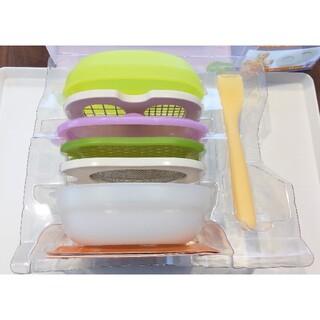combi - Combi コンビ ベビーレーベル  離乳食ナビゲート調理セットC