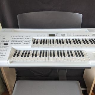 ヤマハ(ヤマハ)のヤマハ エレクトーン【 STAGEA ELB-02】USB付(エレクトーン/電子オルガン)