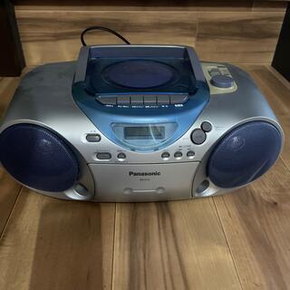パナソニック(Panasonic)のパナソニック ラジカセ CDプレーヤー RX-D12(その他)
