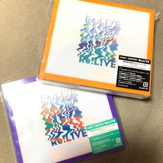 カンジャニエイト(関ジャニ∞)の関ジャニ∞ ReLIVE 期間限定盤A.B 2枚セット(ポップス/ロック(邦楽))