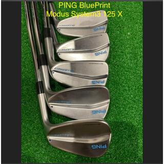 PING - PING BLUEPRINT #5〜9 Modus System3 125 X