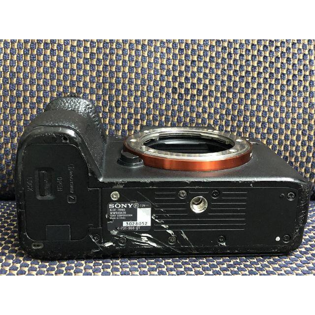 SONY(ソニー)の1592 実用特価 SONY α7R III ソニー Eマウント ボディ スマホ/家電/カメラのカメラ(ミラーレス一眼)の商品写真