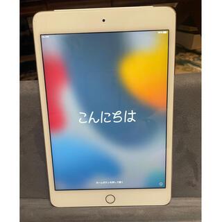 iPad - Apple iPad mini4 Wi-Fi+Cellular 32GB本体のみ
