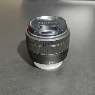 富士フイルム - FUJIFILM XC15-45mm F3.5-5.6 OIS PZ ブラック