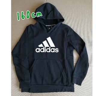 adidas - 【adidas】パーカー スウェット 160cm