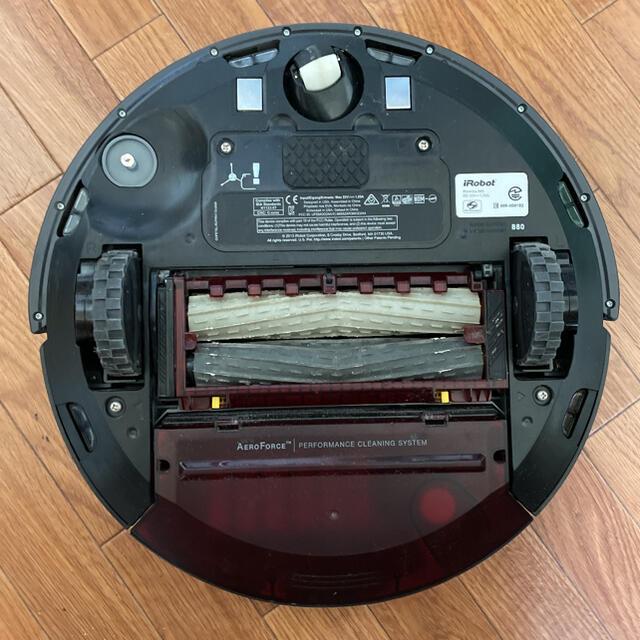iRobot(アイロボット)のIROBOT ルンバ 880 欠品あり 写真要参照 スマホ/家電/カメラの生活家電(掃除機)の商品写真
