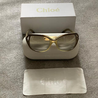 Chloe - クロエ アースカラー  カーキ サングラス