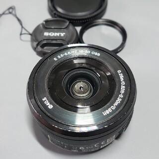 SONY - SONY E PZ16-50F3.5-5.6OSS SELP1650 BLACK