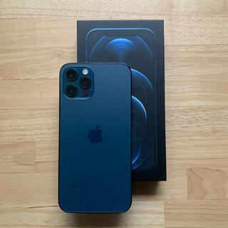 Apple - iPhone12 Pro 128GB SIMフリー パシフィックブルー