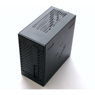 ASRock Intel H110搭載 ベアボーンPC Desk Mini