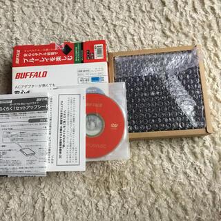 Buffalo - BUFFALO ポータブルBlu-rayドライブ BRXL-PC6VU2-BKC