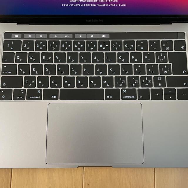 Apple(アップル)のMacBook Pro 13 Mid2019メモリ16GB SSD512GB スマホ/家電/カメラのPC/タブレット(ノートPC)の商品写真