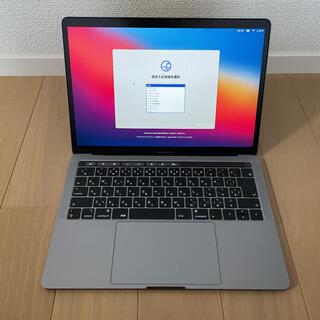 Apple - MacBook Pro 13 Mid2019メモリ16GB SSD512GB
