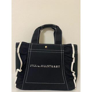 JILL by JILLSTUART - JILL BY JILLSTUART フリルトートバッグ 小