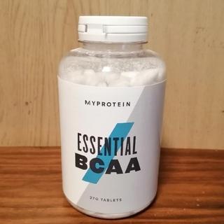 マイプロテイン(MYPROTEIN)の【新品未開封】マイプロテイン BCAA タブレット 270錠(アミノ酸)