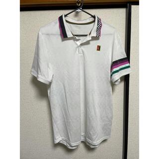 ナイキ(NIKE)のナイキ NIKE テニスウェア ポロシャツ(ウェア)