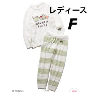 gelato pique - ヨッシー【スーパーマリオ】パジャマ・セットアップ◆ジェラートピケ◆ハロウィン